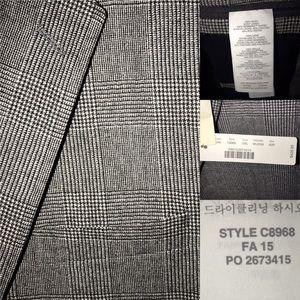 J. Crew Suits & Blazers - $425 NWT J. Crew Crosby glen plaid suit blazer 40R